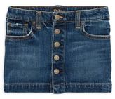Ralph Lauren Toddler's, Little Girl's & Girl's Christina 5-Pocket Skirt