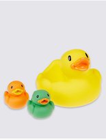 Marks and Spencer Duck Family Bath Squirter