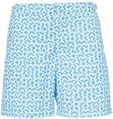 Orlebar Brown Bulldog printed swim shorts
