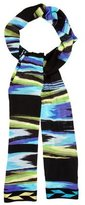 Missoni Abstract Print Knit Scarf