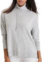 Lauren Ralph Lauren Wool-Blend Funnel-Neck Sweater