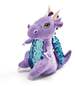 Twos Company Two's Company Plush Dragon Girl with Speak - Repeat
