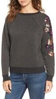 Rebecca Minkoff Women's Sequin Sweatshirt
