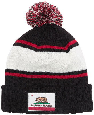 American Needle Pillow Line Cali Knit Beanie