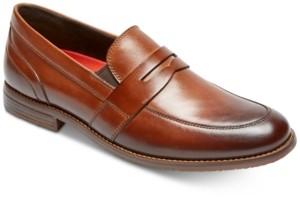 Rockport Men's Double Gore Penny Loafers Men's Shoes