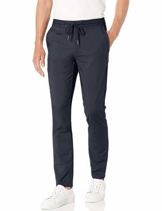 "Goodthreads Skinny-Fit Performance Drawstring Pant Grey Large/32"" Inseam"