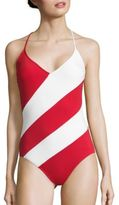 MICHAEL Michael Kors Regatta One-Piece Swimsuit