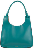 Lodis Dara Leather Hobo Bag