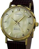 Longines Grand 10K Yellow Gold Vintage 33mm Mens Watch