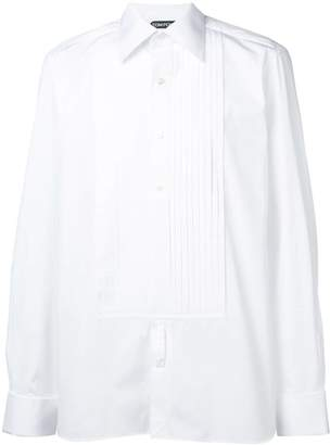 Tom Ford long-sleeve fitted shirt