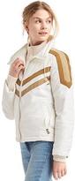 Gap ColdControl Lite chevron puffer jacket