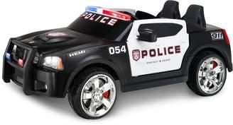 Kidtrax Dodge Police Ride-On Car