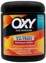 Oxy Maximum Action Cleansing Pads - 90 Count