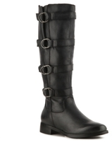 Two Lips Jaguar Wide Calf Riding Boot