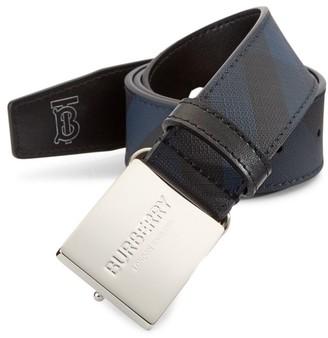 Burberry London Check Belt