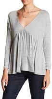 Lush T-Back Long Sleeve Shirt