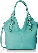 MG Collection Anwen Tote Shoulder Bag