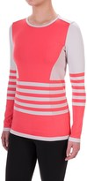 The North Face Second Skin Shirt - Long Sleeve (For Women)