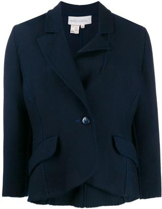 Mila Louise 1970s Schon's curvy buttoned jacket