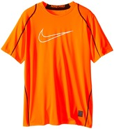 Nike Cool HBR Fitted S/S Youth (Little Kids/Bigs Kids)
