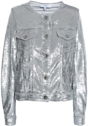 IRO Dalome Sequined Woven Jacket