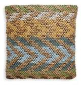 Loloi Knitted Multicolor Throw Pillow