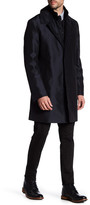 Sanyo Brando Wool-Filled Silk Coat