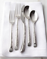 Hampton Forge Olivia Hammered 20-Piece Flatware Service