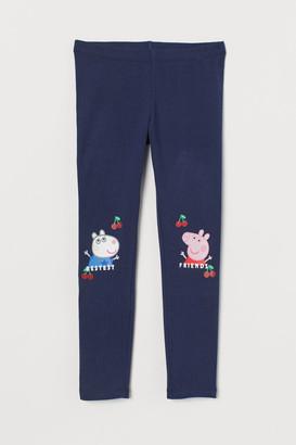 H&M Printed leggings