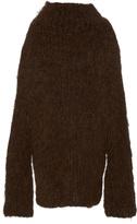 LAUREN MANOOGIAN Pyramid Pullover Sweater