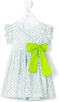 Il Gufo floral print dress - kids - Cotton/Spandex/Elastane - 6 mth
