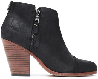 Rag & Bone Suede Ankle Boots