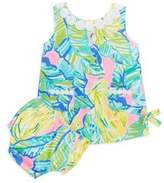 Lilly Pulitzer Baby's Pink Sunrise Dress