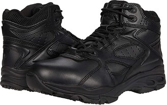 Thorogood ASR 6 Mid Cut Boot (Non-Safety) (Black) Men's Shoes