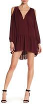 Amanda Uprichard Katherine Cold Shoulder Dress