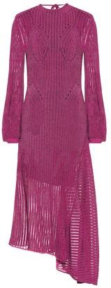 Chloé Cotton-blend knit dress