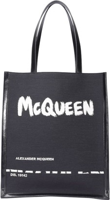 Alexander McQueen Shopping Bag