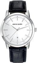 Pierre Cardin Women's 32mm Leather Band Steel Case Quartz Watch Pc901862f01