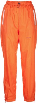 Heron Preston contrast pocket trousers