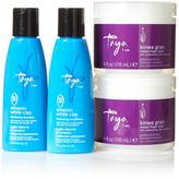 Taya Kinwa Grain Styler Duo with Travel-Sized Amazon White Clay Shampoo and Conditioner