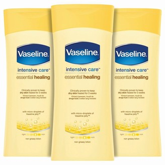 Vaseline Intensive Care Body Lotion Essential Healing 3 X 400Ml