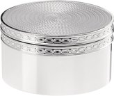 Wedgwood With Love Nouveau Covered Box - Silver - 3.2""