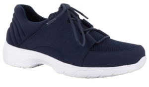 Easy Street Shoes Easy Works by Pepper Slip Resistant Sneakers Women's Shoes