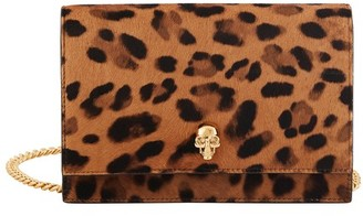 Alexander McQueen Mini Skull shoulder bag
