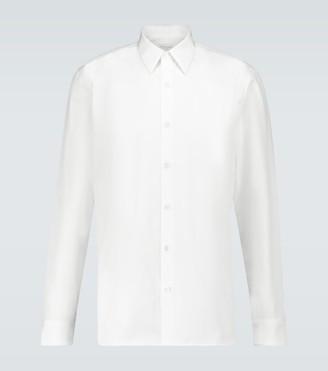 Dries Van Noten Formal cotton shirt