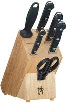 Zwilling J.A. Henckels JA CLASSIC Knife Block Set - 7 pc - Black/Natural