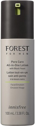 innisfree Pore Care All-in-one Lotion with Black Yeast