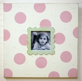 Large Wall Frame Pink
