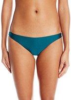 O'Neill Women's Lux Solids Classic Bikini Bottom