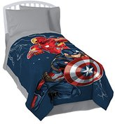 Marvel Captain America Civil War Twin Blanket